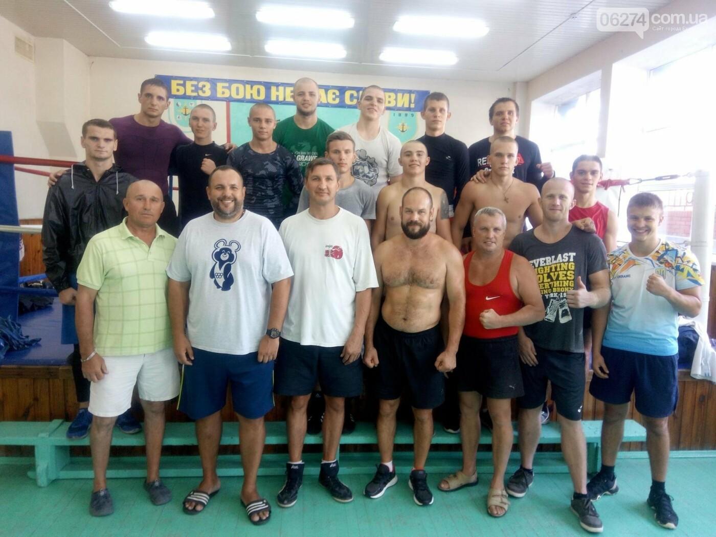 Боксеры Бахмута стартуют на чемпионате Украины в Мариуполе, фото-4