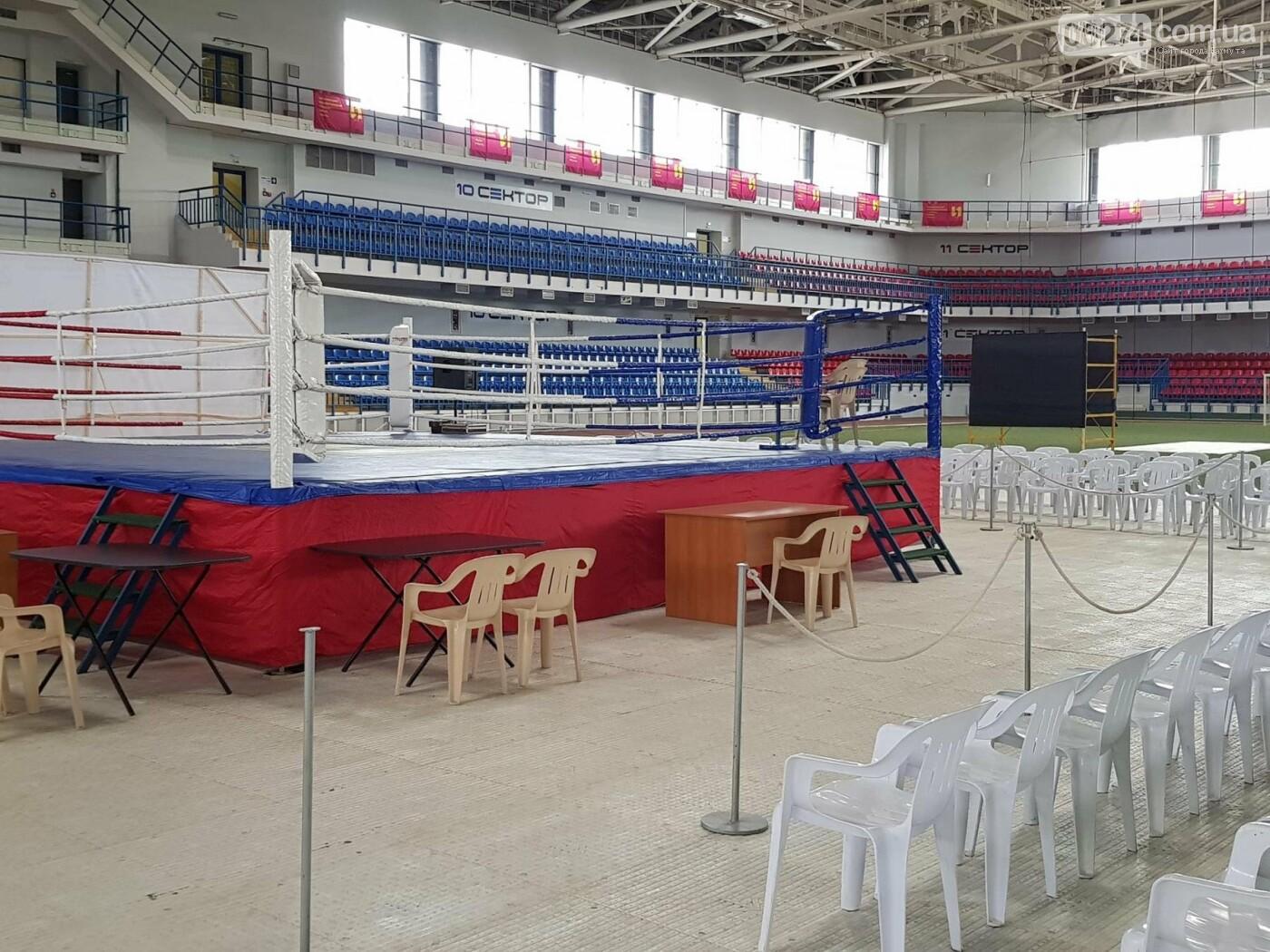 Боксеры Бахмута стартуют на чемпионате Украины в Мариуполе, фото-6