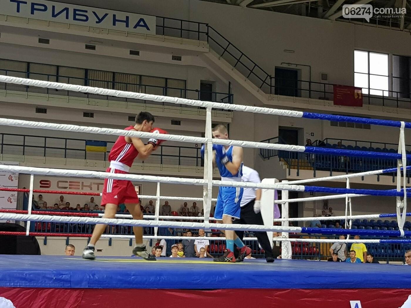 Боксеры Бахмута стартуют на чемпионате Украины в Мариуполе, фото-3