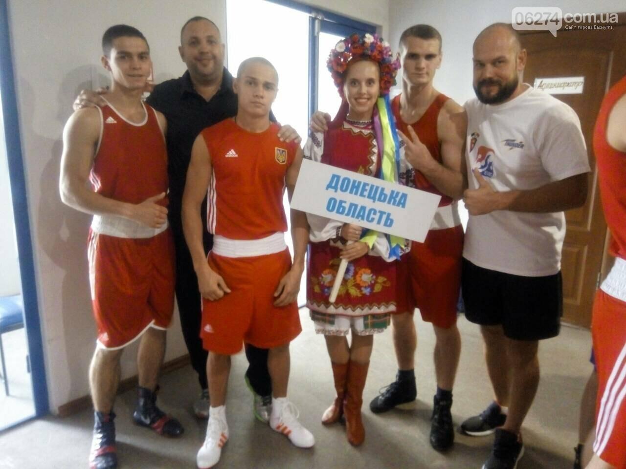Боксеры Бахмута стартуют на чемпионате Украины в Мариуполе, фото-2