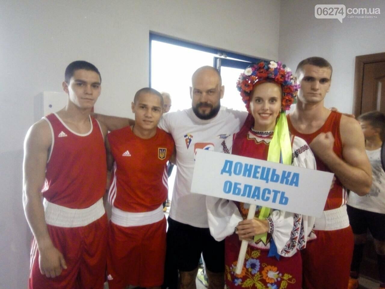 Боксеры Бахмута стартуют на чемпионате Украины в Мариуполе, фото-1
