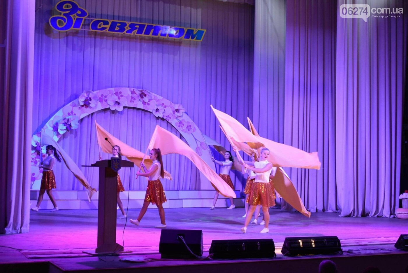 В Бахмуте поздравили работников физической культуры и спорта, фото-21
