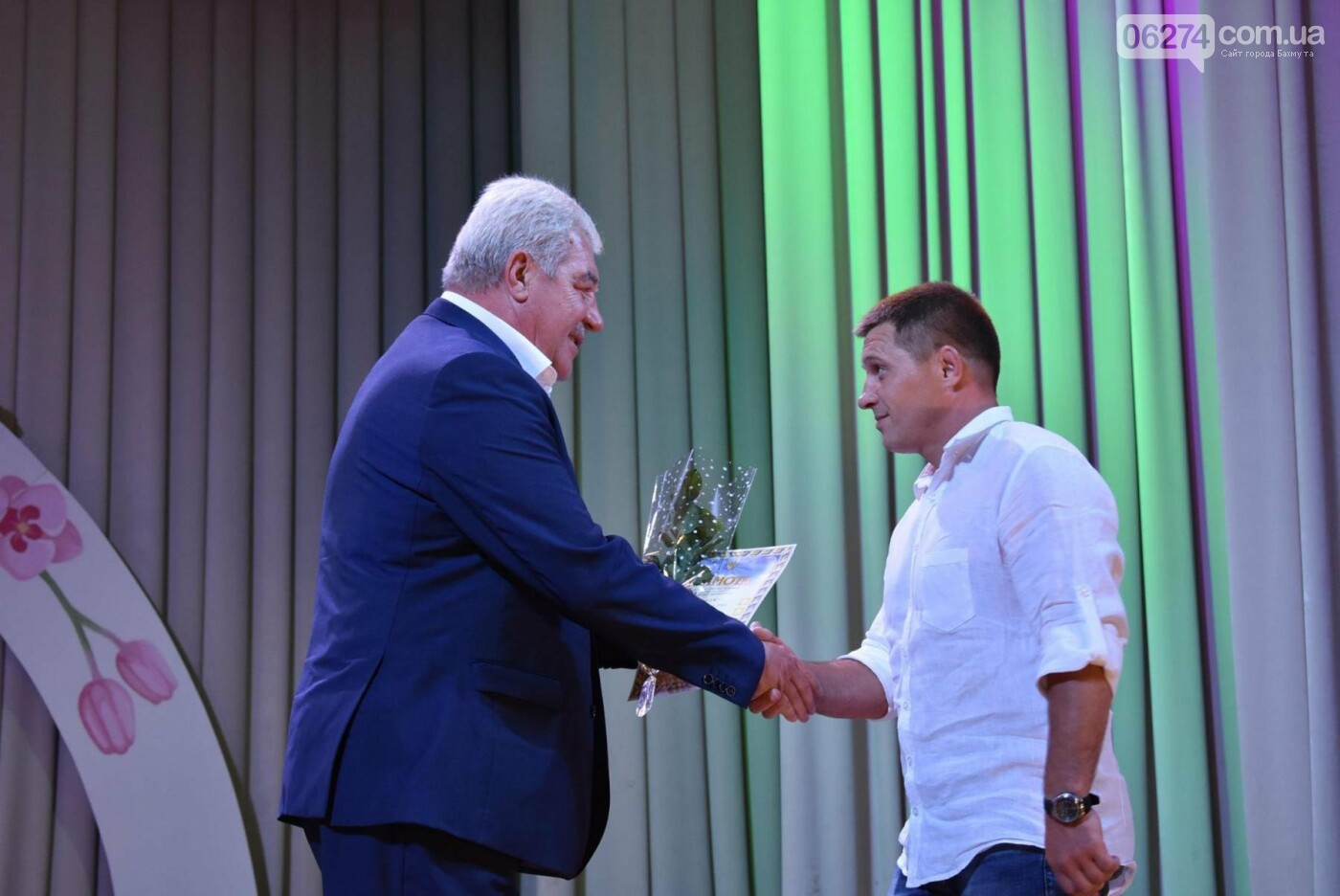 В Бахмуте поздравили работников физической культуры и спорта, фото-4