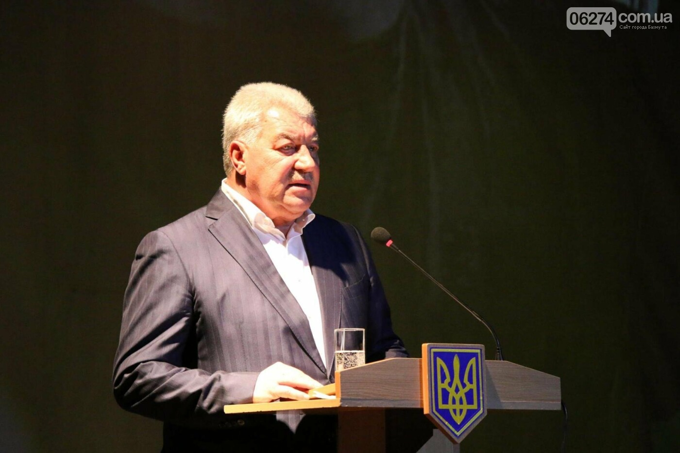 В Бахмуте состоялся торжественный прием городского головы Алексея Ревы, фото-9