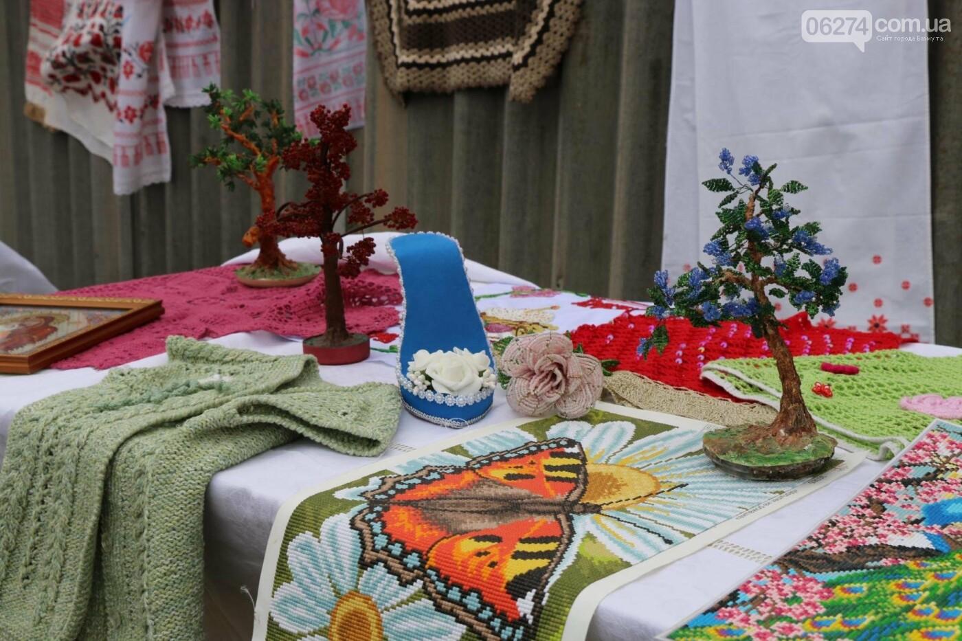 В Бахмуте отметили праздник Восточного микрорайона (ФОТО), фото-20
