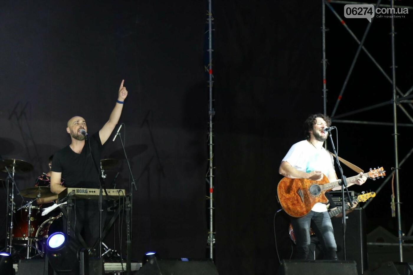 Ярким концертом завершился День города в Бахмуте (ФОТО), фото-27