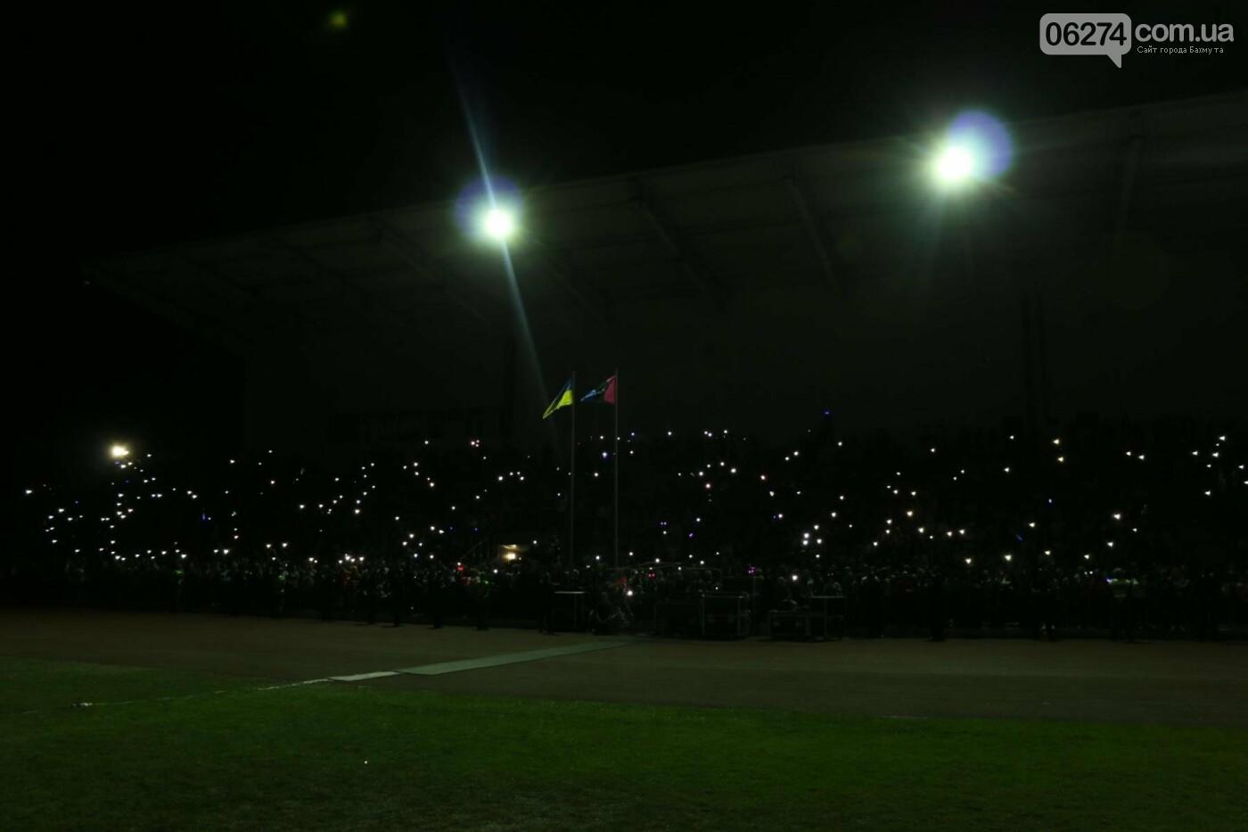 Ярким концертом завершился День города в Бахмуте (ФОТО), фото-22