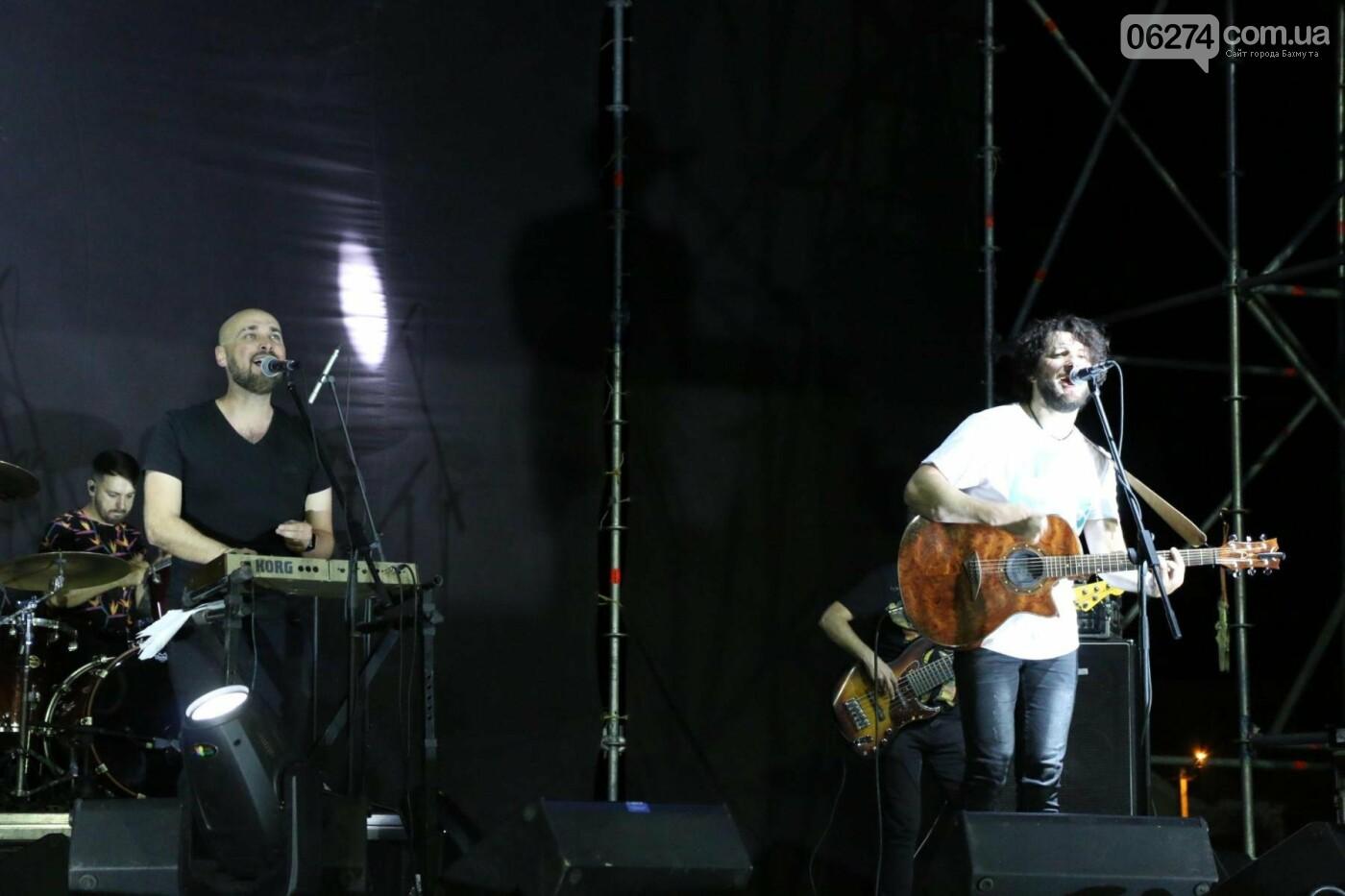 Ярким концертом завершился День города в Бахмуте (ФОТО), фото-24