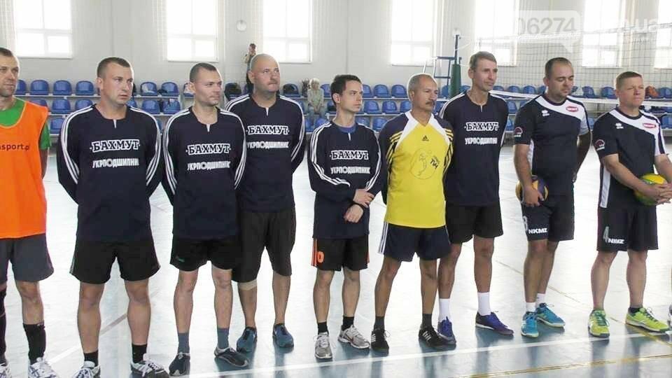 Инваспорт: Чемпионат Донецкой области по волейболу принял Бахмут, фото-2