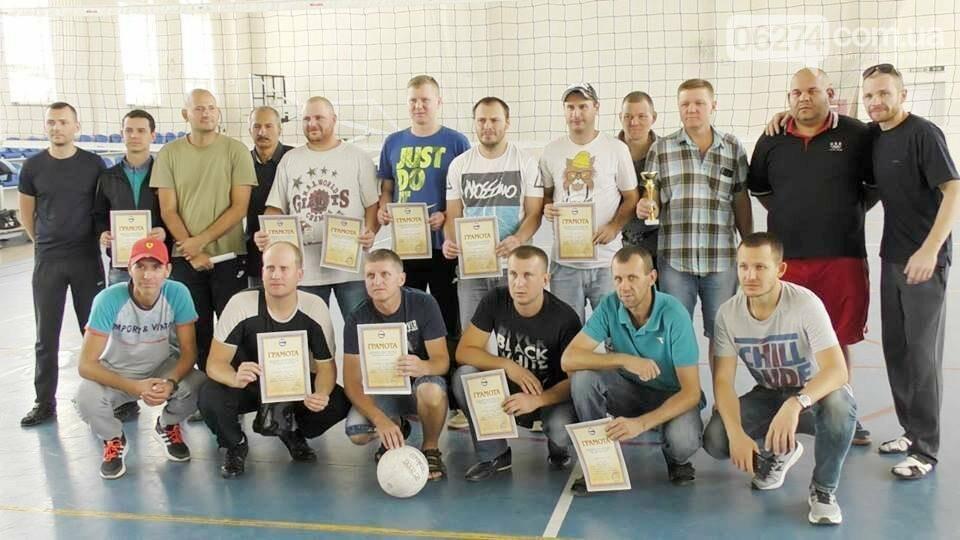 Инваспорт: Чемпионат Донецкой области по волейболу принял Бахмут, фото-7