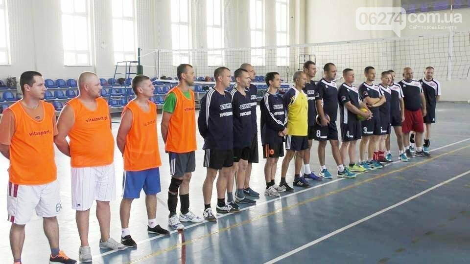 Инваспорт: Чемпионат Донецкой области по волейболу принял Бахмут, фото-1