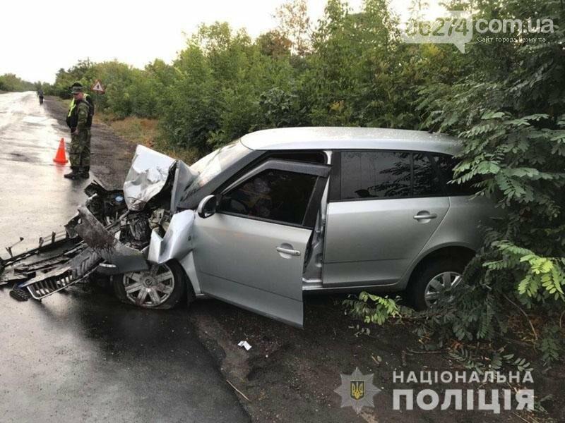 По дороге в Бахмут водитель «Шкоды» спровоцировал ДТП: есть пострадавшие, фото-2