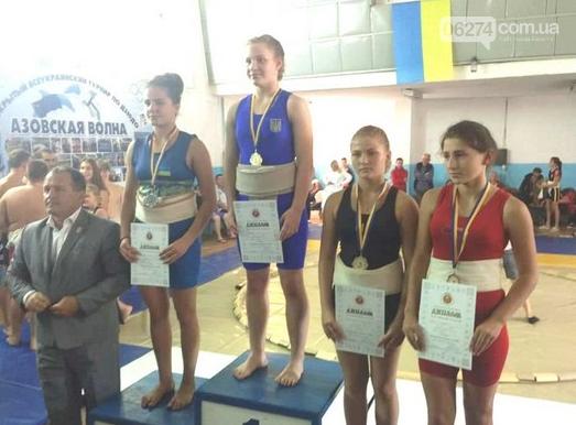 Бахмутчане достойно выступили на Чемпионате Украины по сумо, фото-4