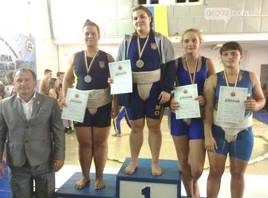 Бахмутчане достойно выступили на Чемпионате Украины по сумо, фото-3