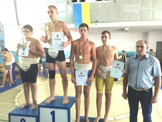 Бахмутчане достойно выступили на Чемпионате Украины по сумо, фото-1