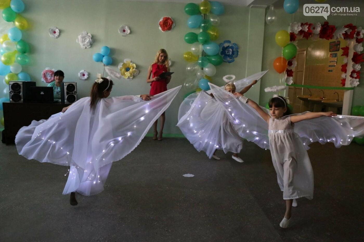 В Бахмуте открыт Инклюзивно-ресурсный центр для детей с особыми потребностями, фото-1