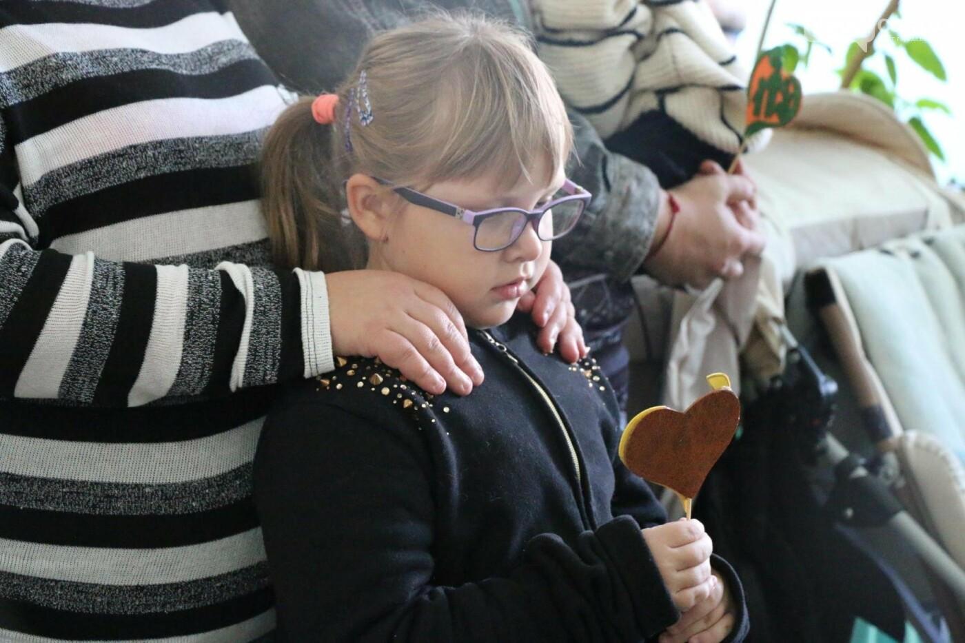 В Бахмуте открыт Инклюзивно-ресурсный центр для детей с особыми потребностями, фото-4