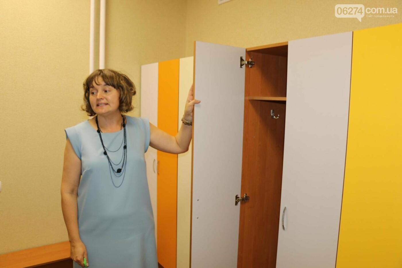 В Бахмуте открыт Инклюзивно-ресурсный центр для детей с особыми потребностями, фото-12