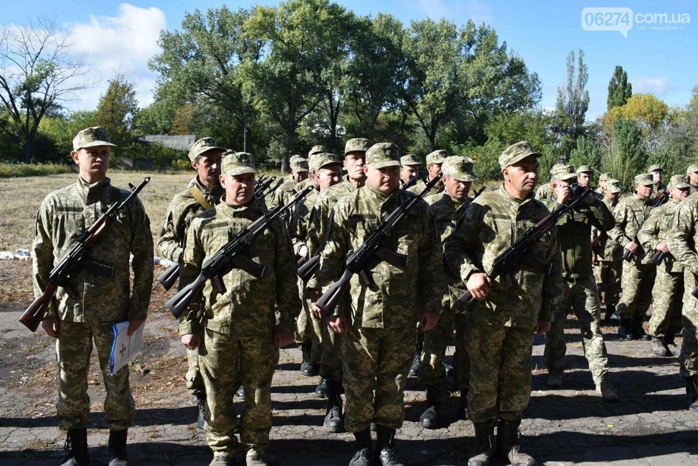 Стартовали сборы подразделений территориальной обороны (ФОТО), фото-15