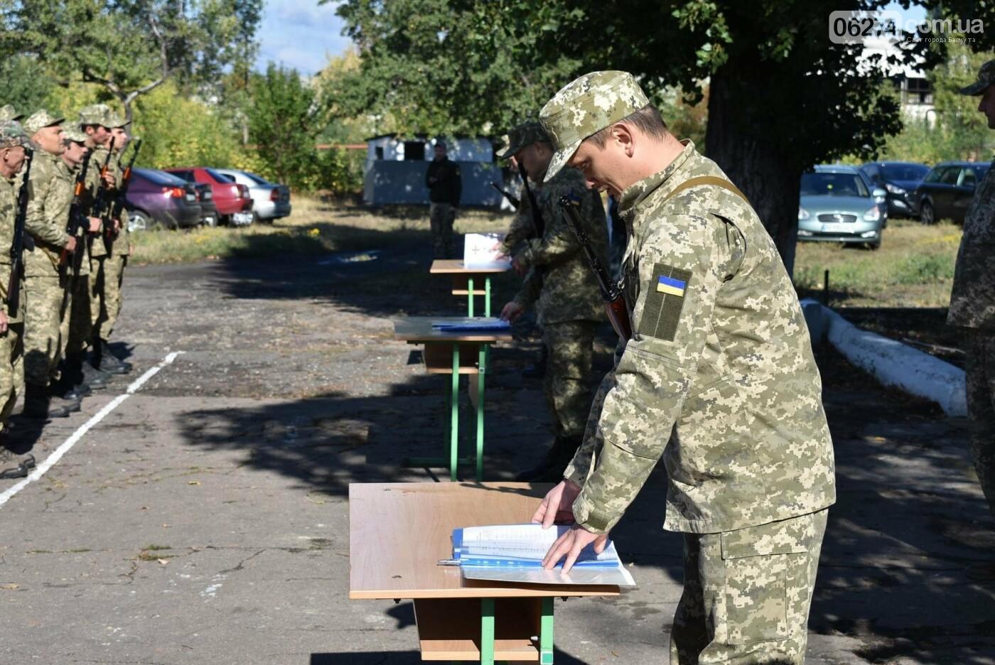 Стартовали сборы подразделений территориальной обороны (ФОТО), фото-5