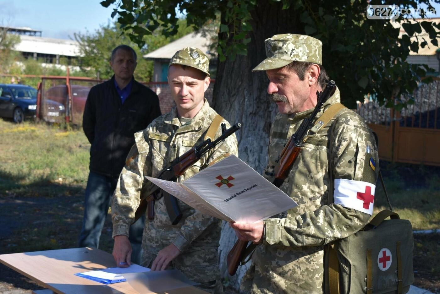 Стартовали сборы подразделений территориальной обороны (ФОТО), фото-4