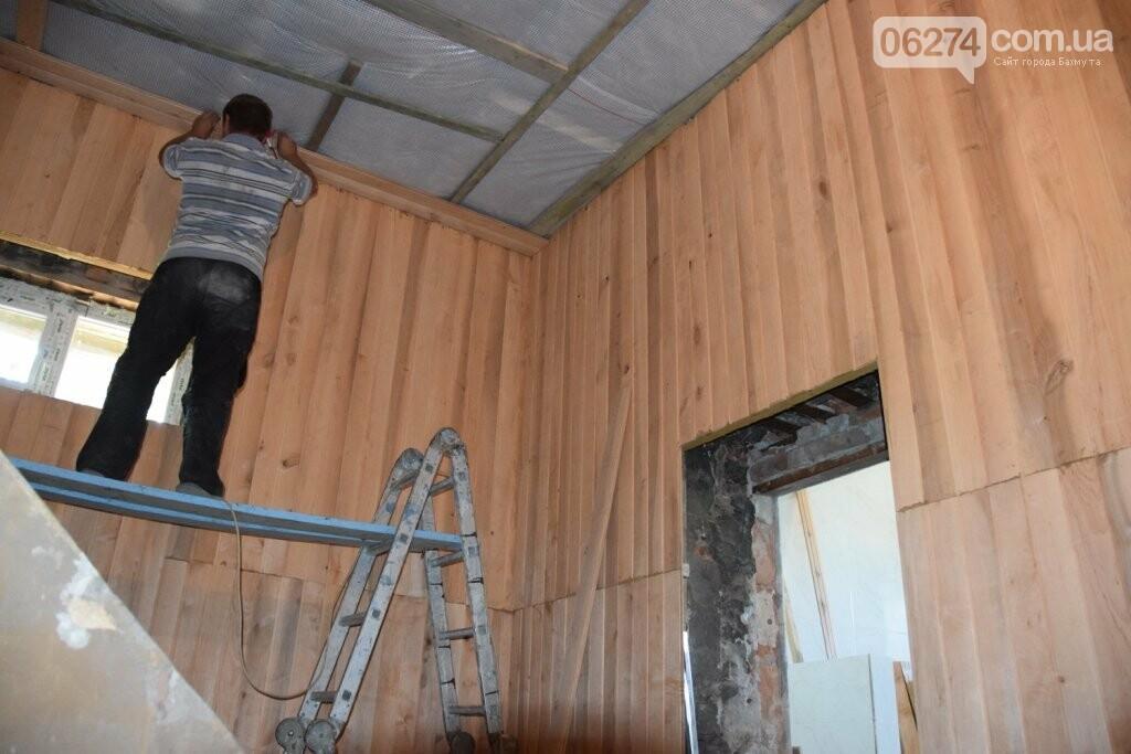 В Соледаре решили за 300 тысяч гривен отремонтировать баню, фото-2