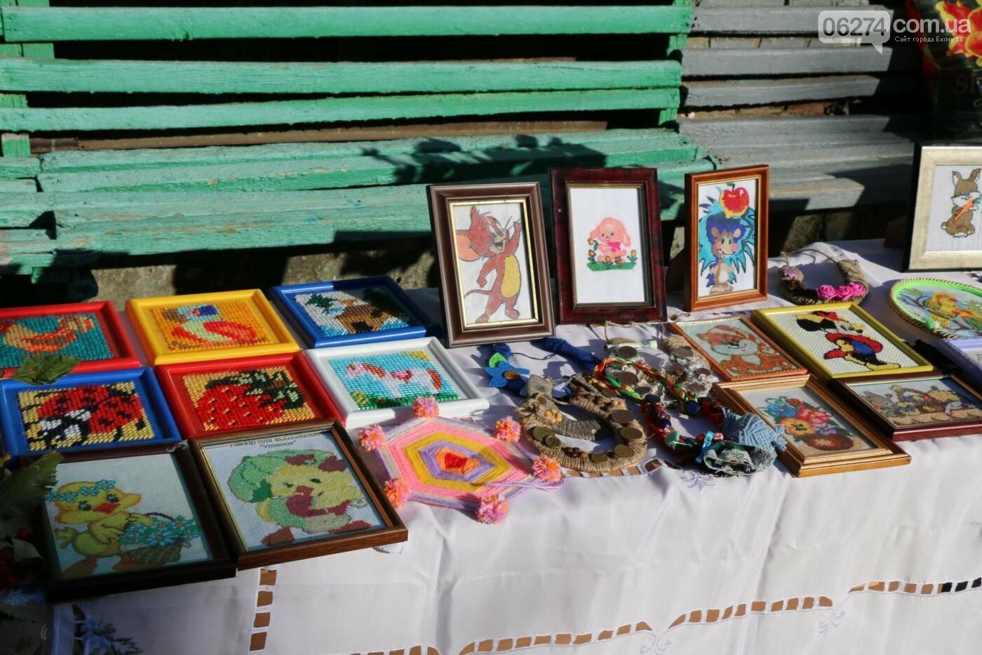 В Бахмуте отметили День микрорайона «Цветмет», фото-14