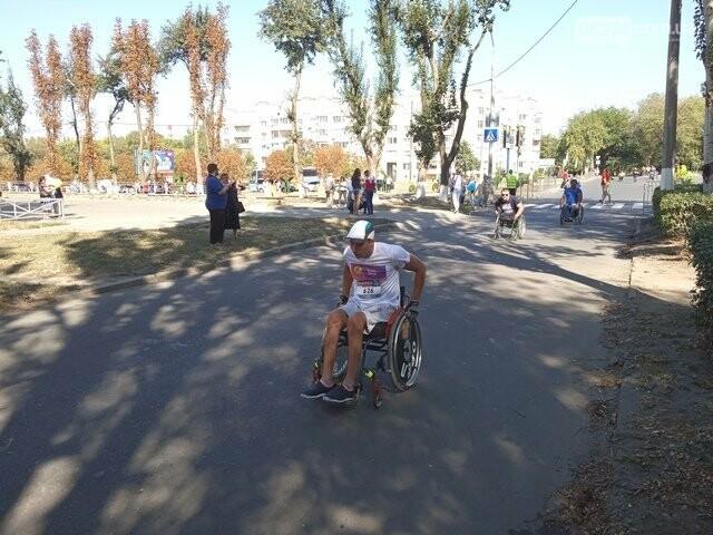 В забеге хендбайкеров в Краматорске лучшим стал бахмутчанин, фото-4