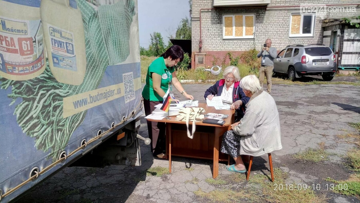 ADRA Ukraine доставила стройматериалы жителям прифронтовых населенных пунктов Бахмутского района, фото-3