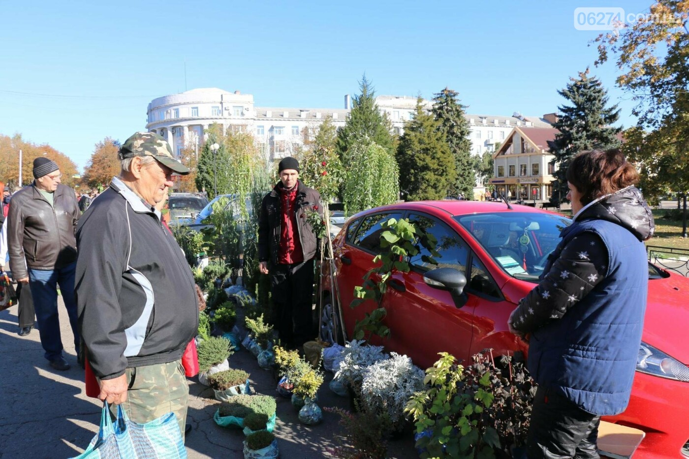 В Бахмуте прошла ярмарка «День садовода» (ФОТО), фото-10