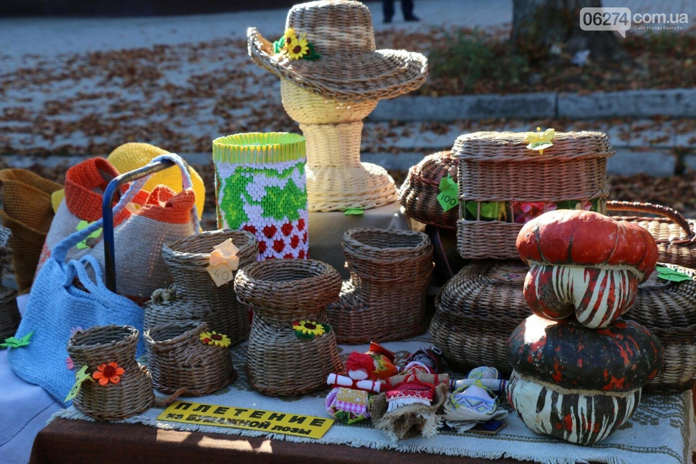 В Бахмуте прошла ярмарка «День садовода» (ФОТО), фото-13