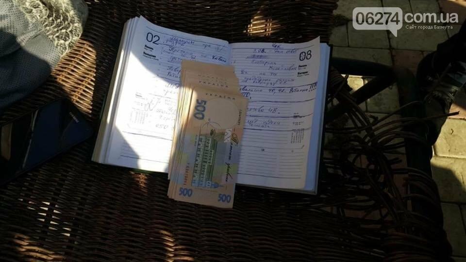 В Бахмуте задержаны сотрудники горгаза за взяточничество (ФОТО), фото-1