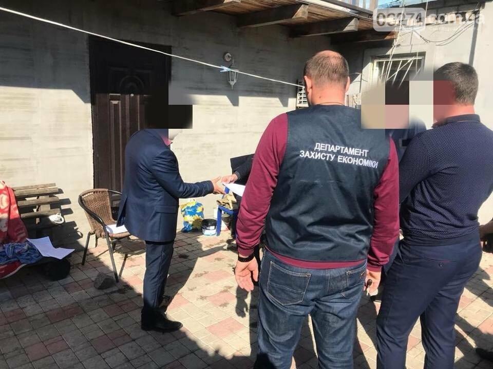 В Бахмуте задержаны сотрудники горгаза за взяточничество (ФОТО), фото-3