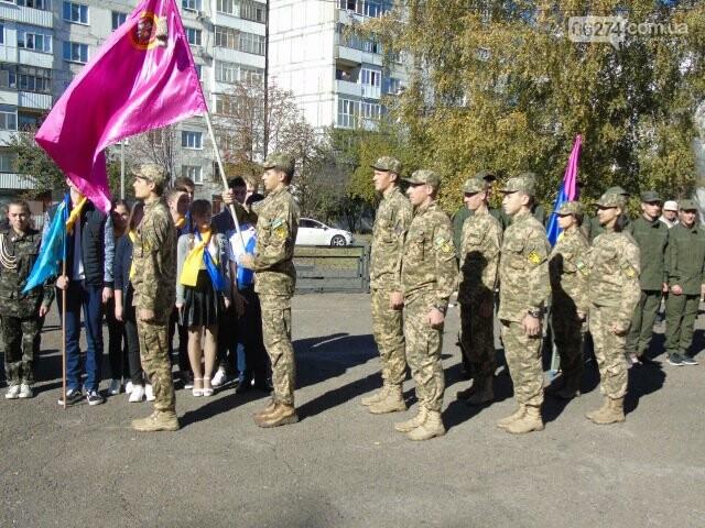 В Бахмуте стартовала Всеукраинская военно-патриотическая игра «Сокол» («Джура»), фото-8