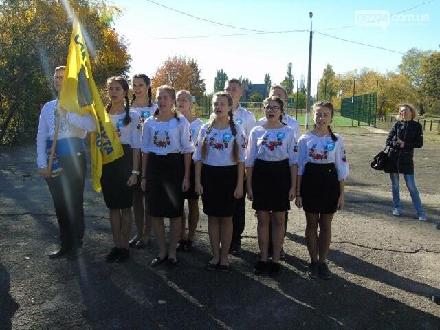 В Бахмуте стартовала Всеукраинская военно-патриотическая игра «Сокол» («Джура»), фото-5