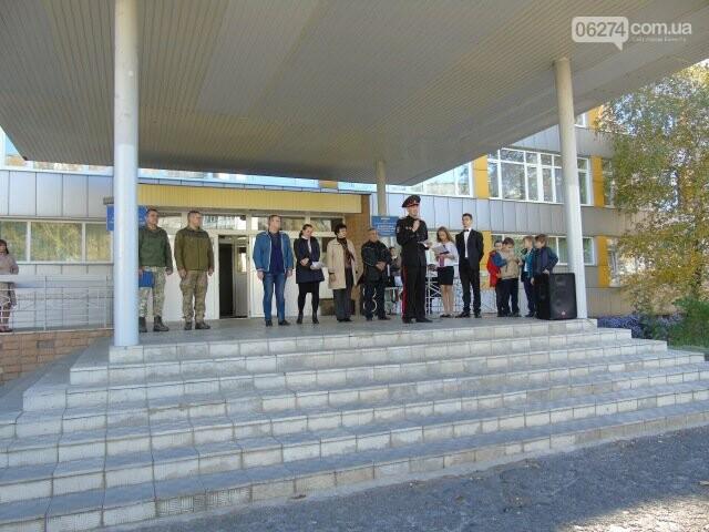 В Бахмуте стартовала Всеукраинская военно-патриотическая игра «Сокол» («Джура»), фото-4