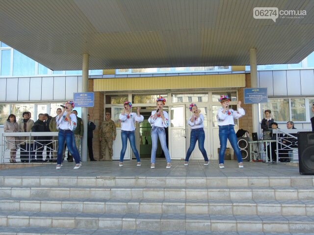 В Бахмуте стартовала Всеукраинская военно-патриотическая игра «Сокол» («Джура»), фото-7