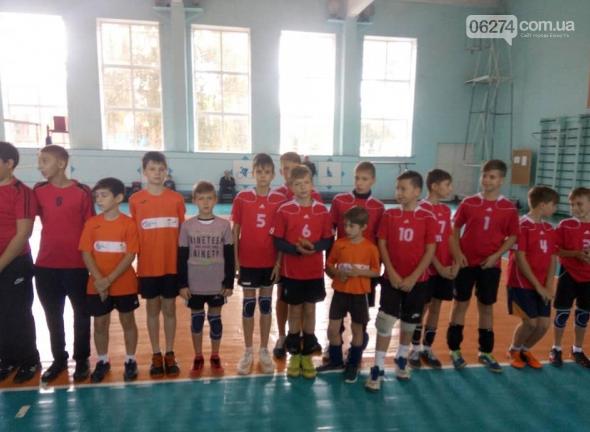 Юные волейболисты Бахмута – чемпионы Донецкой области, фото-4
