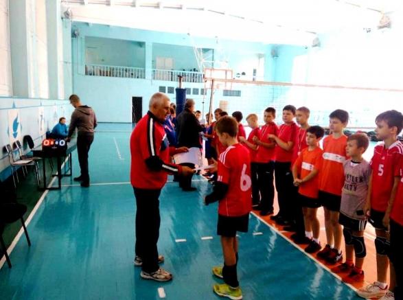 Юные волейболисты Бахмута – чемпионы Донецкой области, фото-3