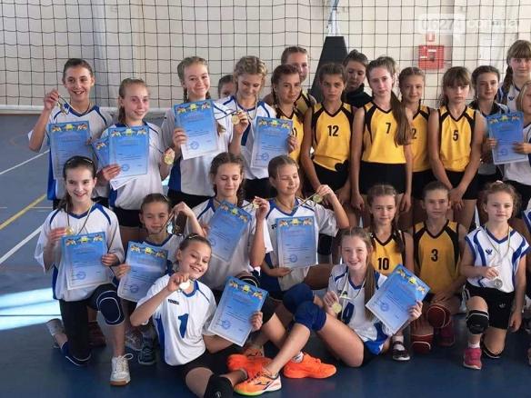 Юные волейболисты Бахмута – чемпионы Донецкой области, фото-1