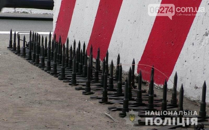 В Бахмуте заработал обновленный блокпост, фото-6