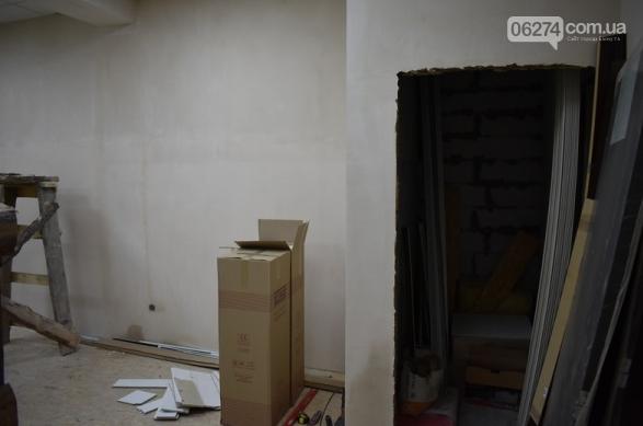 В Бахмуте обустраивают новое помещение для комитета микрорайона «Цветмет», фото-4