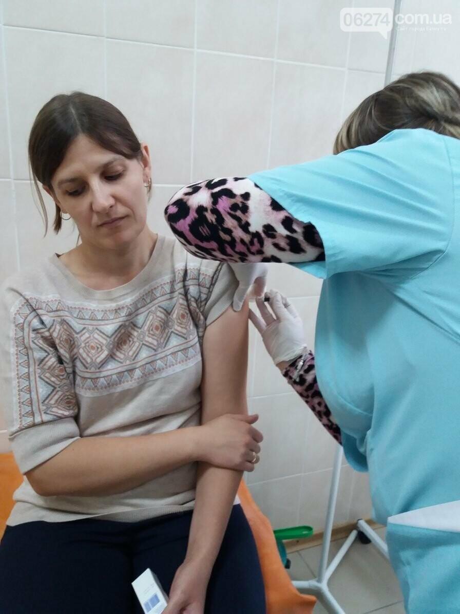 Медицинские работники «первички» Бахмута готовятся к эпидемическому сезону гриппа, фото-10