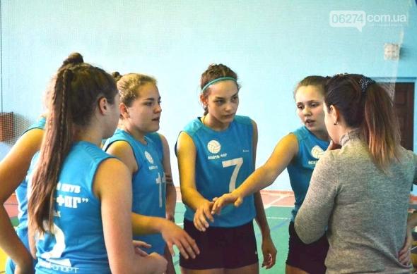 Юные волейболистки Бахмута – чемпионы Донецкой области, фото-5