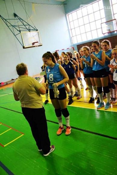 Юные волейболистки Бахмута – чемпионы Донецкой области, фото-6