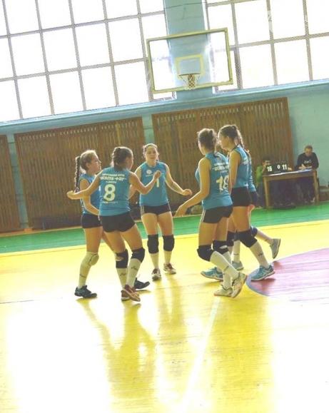 Юные волейболистки Бахмута – чемпионы Донецкой области, фото-4