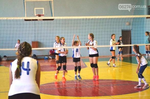 Юные волейболистки Бахмута – чемпионы Донецкой области, фото-2