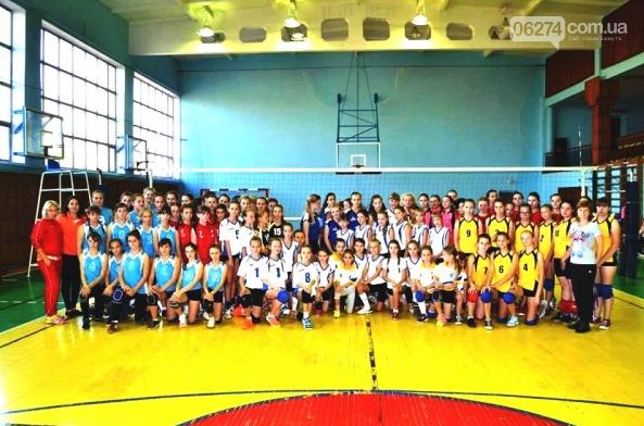 Юные волейболистки Бахмута – чемпионы Донецкой области, фото-8