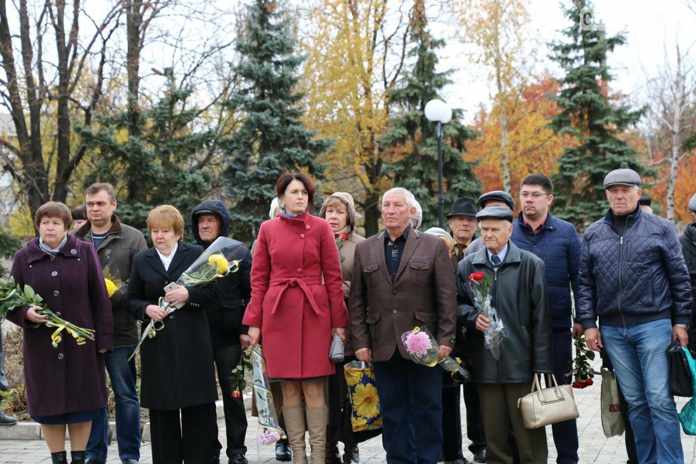 В Бахмуте отметили День освобождения Украины от фашистских захватчиков, фото-6
