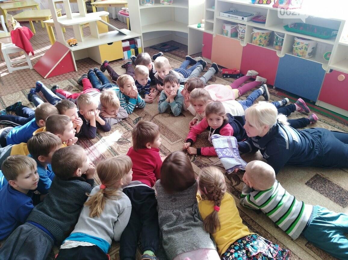 В Бахмуте психологи Главного управления ГСЧС провели занятия с детьми, фото-2